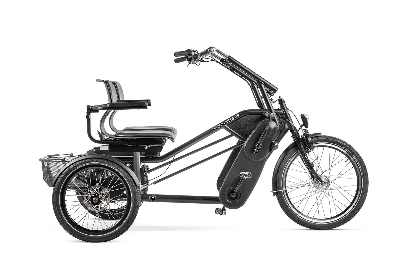 Bicicleta Orthros para dos personas