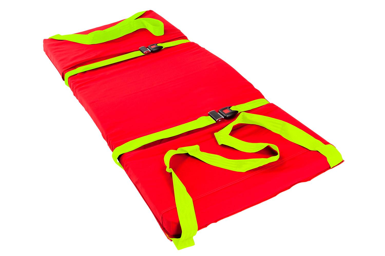 Colchon SkiPad con sus cerraduras de seguridad